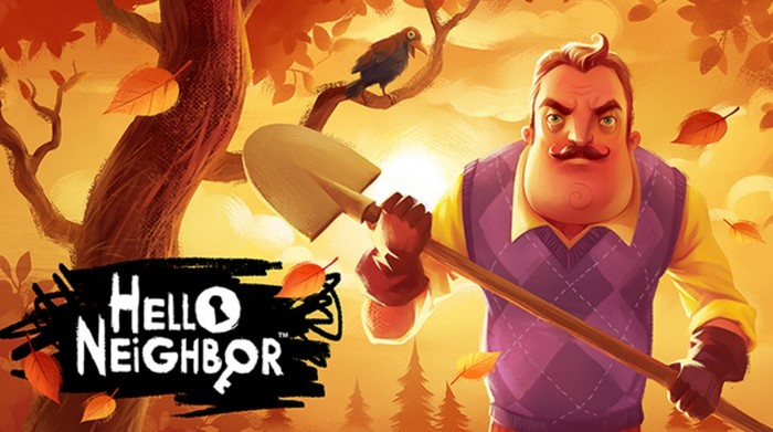 hello neighbor disponible pour ios et android