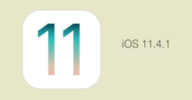 ios 11.4.1 disponible au telechargement
