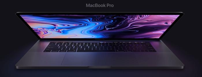 nouveau macbook pro 2018