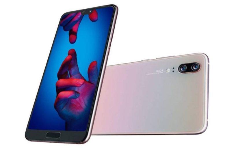 promo smartphone huawei p20