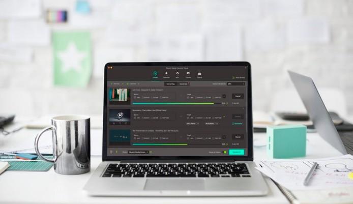avis convertisseur video iSkysoft iMedia Converter Deluxe
