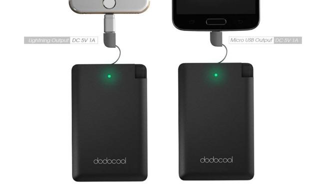 batterie mfi dodocool