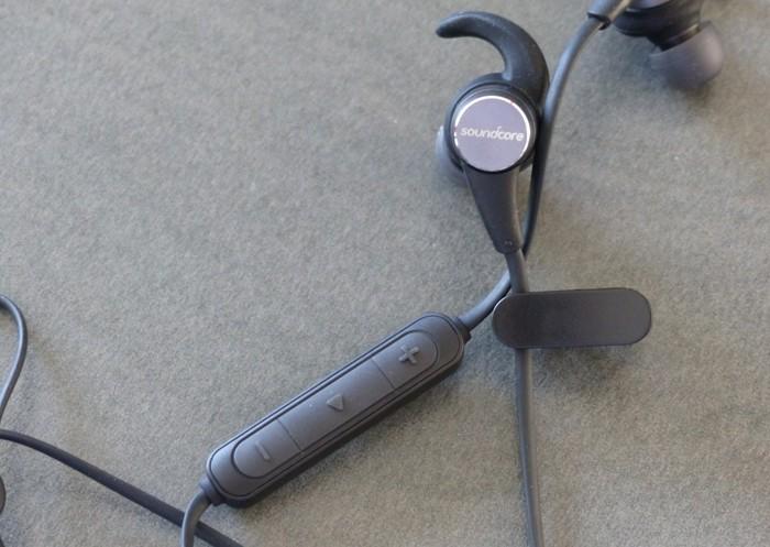 telecommande ecouteurs anker soundcore spirit pro