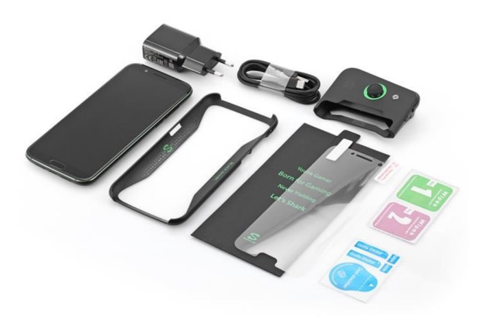 accessoires smartphone xiaomi black shark