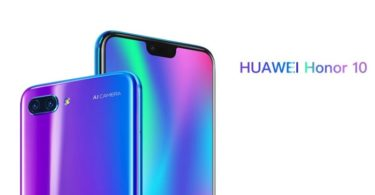 code promo huawei honor 10