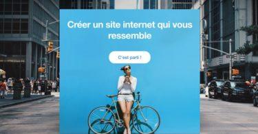 creer son site web avec wix