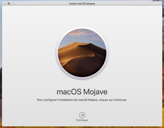 installer macos 10.14 mojave