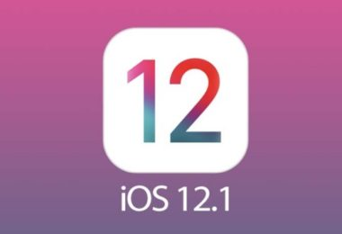 mise a jour ios 12.1 iphone ipad