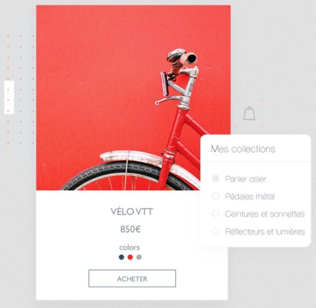 site ecommerce avec wix