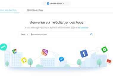 telecharger les applications ios avec anytrans