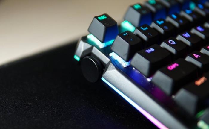 bouton special clavier drevo blademaster te