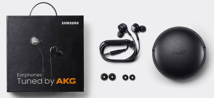 code promo ecouteurs intra auriculaires samsung akg