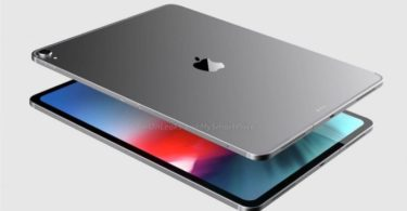 ebauche nouvel ipad pro 2018