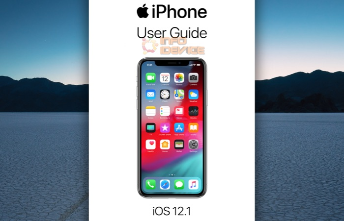 guide utilisateur apple ios 12.1 infidevice.fr