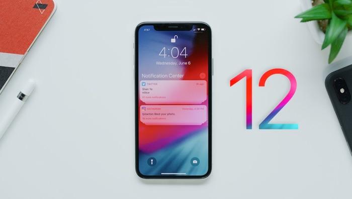 ios 12.1 disponible au telechargement pour iphone et ipad
