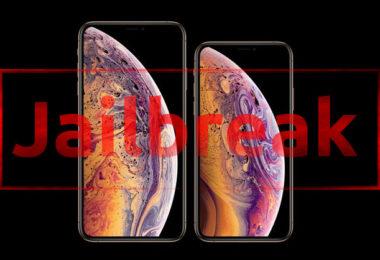 jailbreak iphone xs max ios 12