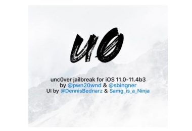 jailbreak unc0ver ios 11 out of beta