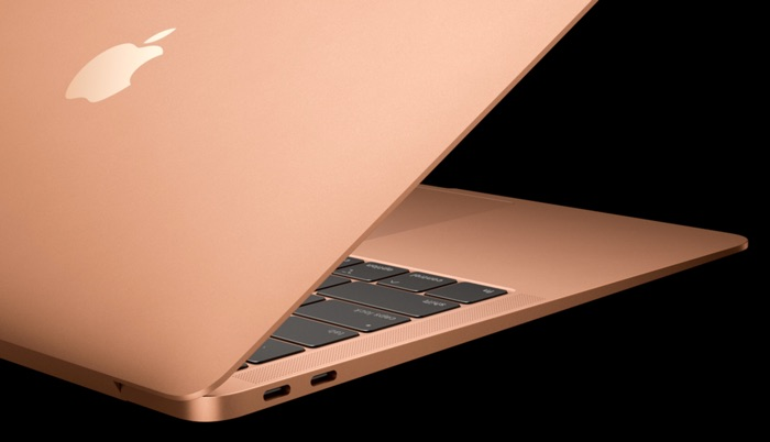nouveau macbook air retina 2018