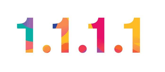 1111 dns clouflare