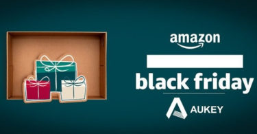 amazon black friday aukey