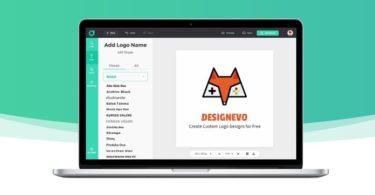 creer votre logo avec designevo