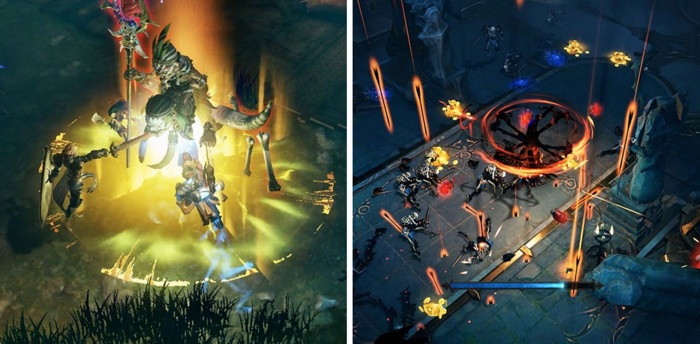 diablo immortal disponible sur ios et android