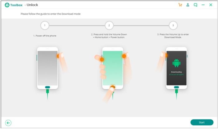 iskysoft toolbox unlock smartphone android