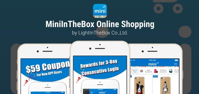 miniinthebox accessoires iphone ipad