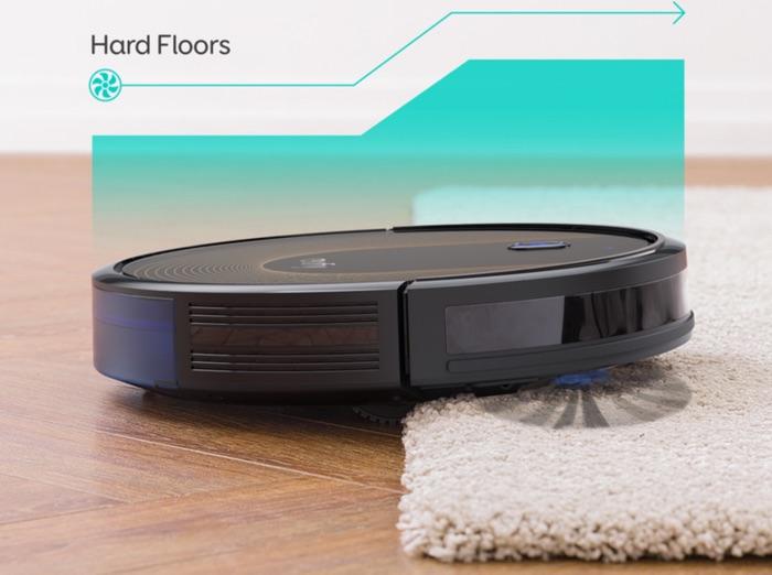 nettoyer les tapis avec le robot aspirateur eufy robovac 30c