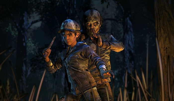 saison finale the walking dead jeu video telltale
