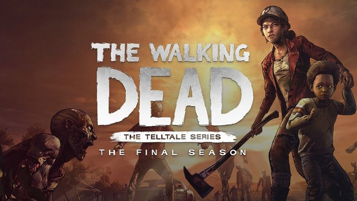 the walking dead saison finale jeu vidéo
