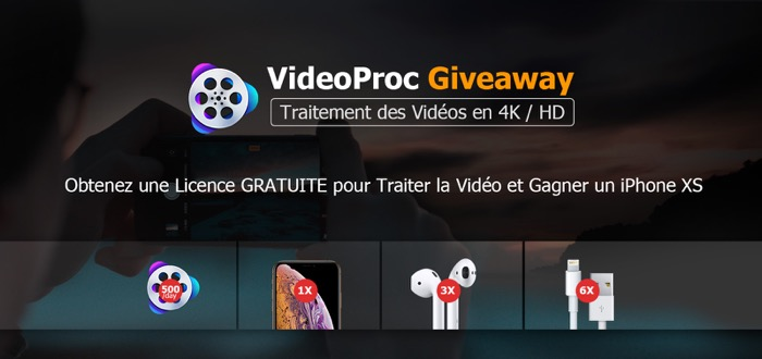 concours videoproc