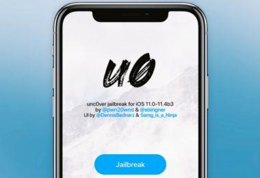 jailbreak unc0ver 2.1.0 beta publique