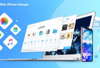 dearmob iphone manager transfert photo iphone