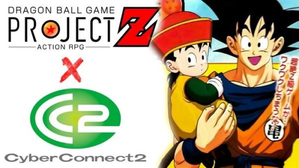 dragon ball game project z cyberconnect2