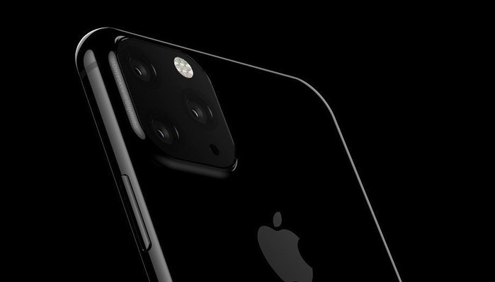 iphone 2019 triple appareil photo