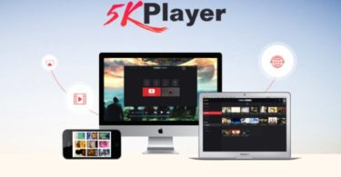 lecteur video 5kplayer mac et windows