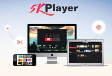 lecteur video 5kplayer mac et windows