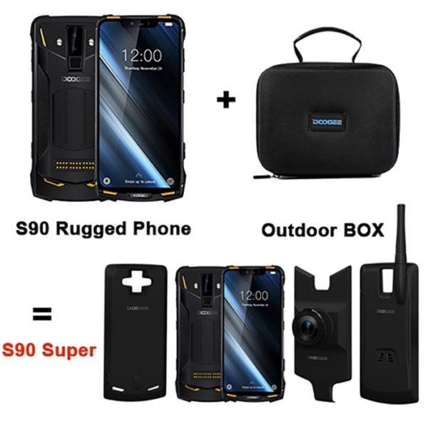 doogee s90 super pack