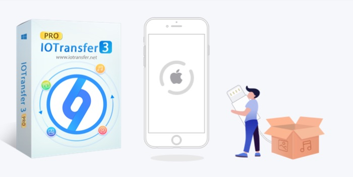iotransfer gestionnaire iphone telecharger video youtube