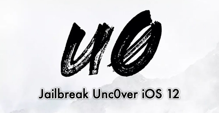 jailbreak unc0ver ios 12 compatible cydia