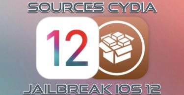 liste repos cydia jailbreak ios 12