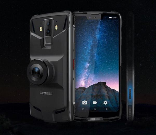module camera vision nocturne doogee s90