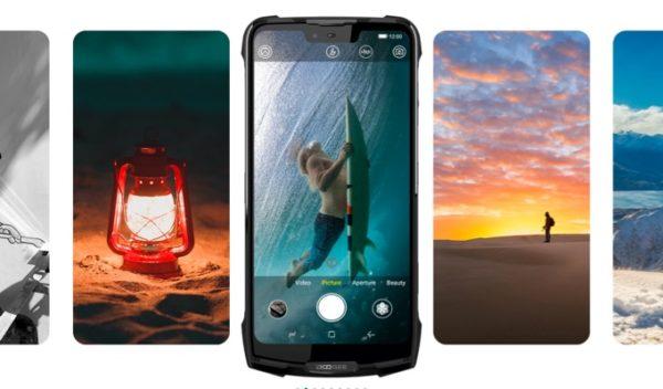 smartphone etanche doogee s90