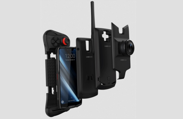 smartphone modulaire doogee s90
