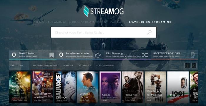 streamog avenir du streaming gratuit 2019