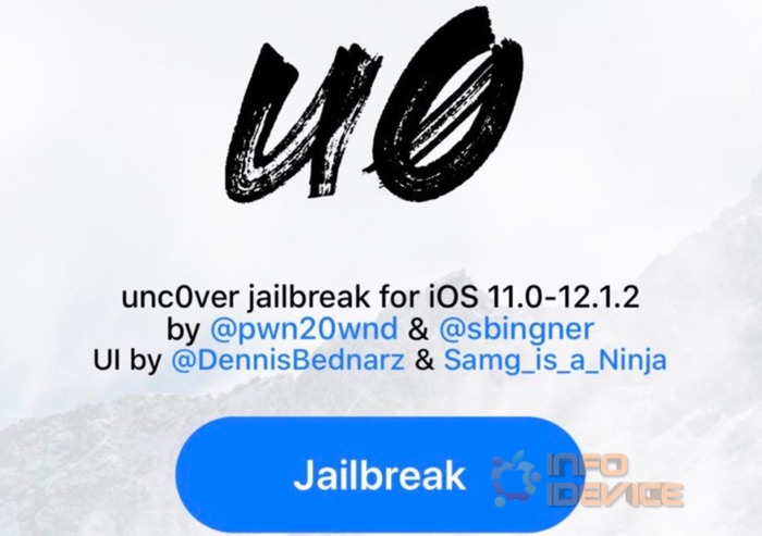 tutoriel jailbreak ios 12 unc0ver