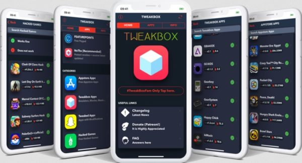 tweakbox app store alternatif