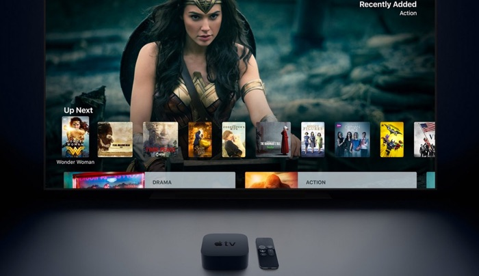 video en streaming apple tv