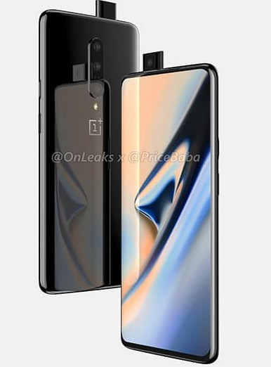 camera retractable oneplus 7